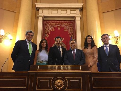 """Bueno: """"Los intereses de la provincia están garantizados gracias a los diputados y el senador del PP por Sevilla"""""""
