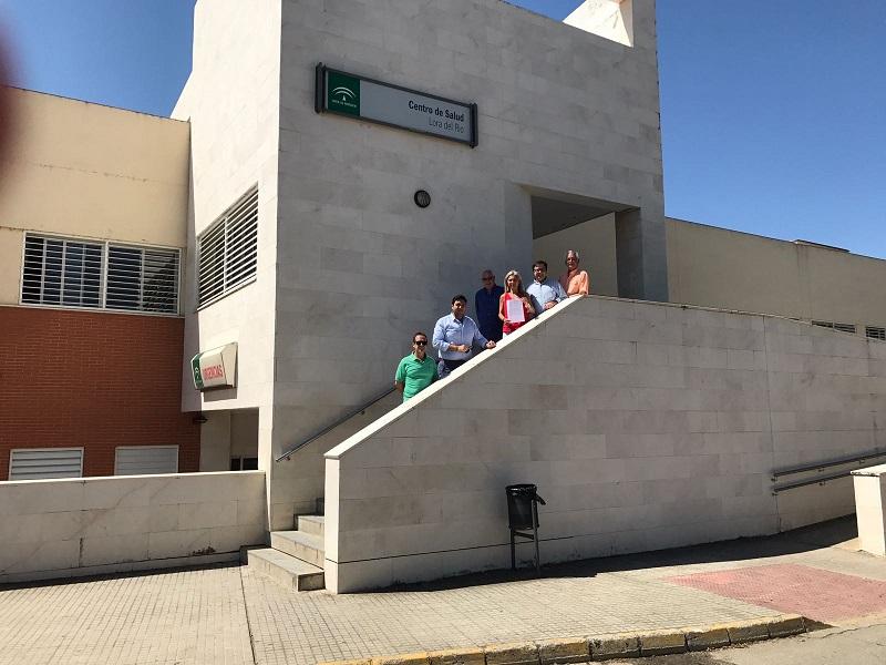 El PP de Sevilla pide a la Junta que cumpla con la Sanidad en Lora del Río y no demore más el cumplimiento de lo que se aprueba en el Parlamento