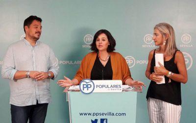 """El PP ve """"de Cuarto Milenio"""" que la Junta prevea retirar 34 caracolas pero """"sólo presupueste tres"""" actuaciones"""