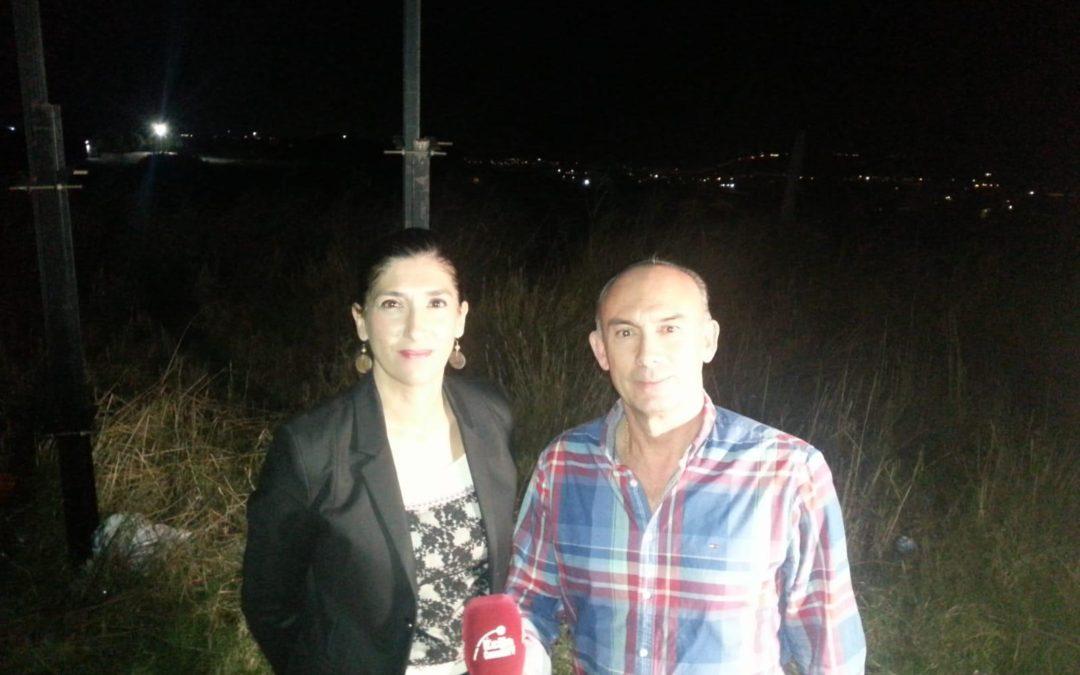 El PP de Écija reclama a la Junta la mejora de la iluminación de las torres y espadañas de la ciudad