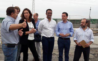 """El PP pedirá en el Parlamento ayudas inmediatas para la cooperativa """"Las Marismas"""" tras el incendio"""
