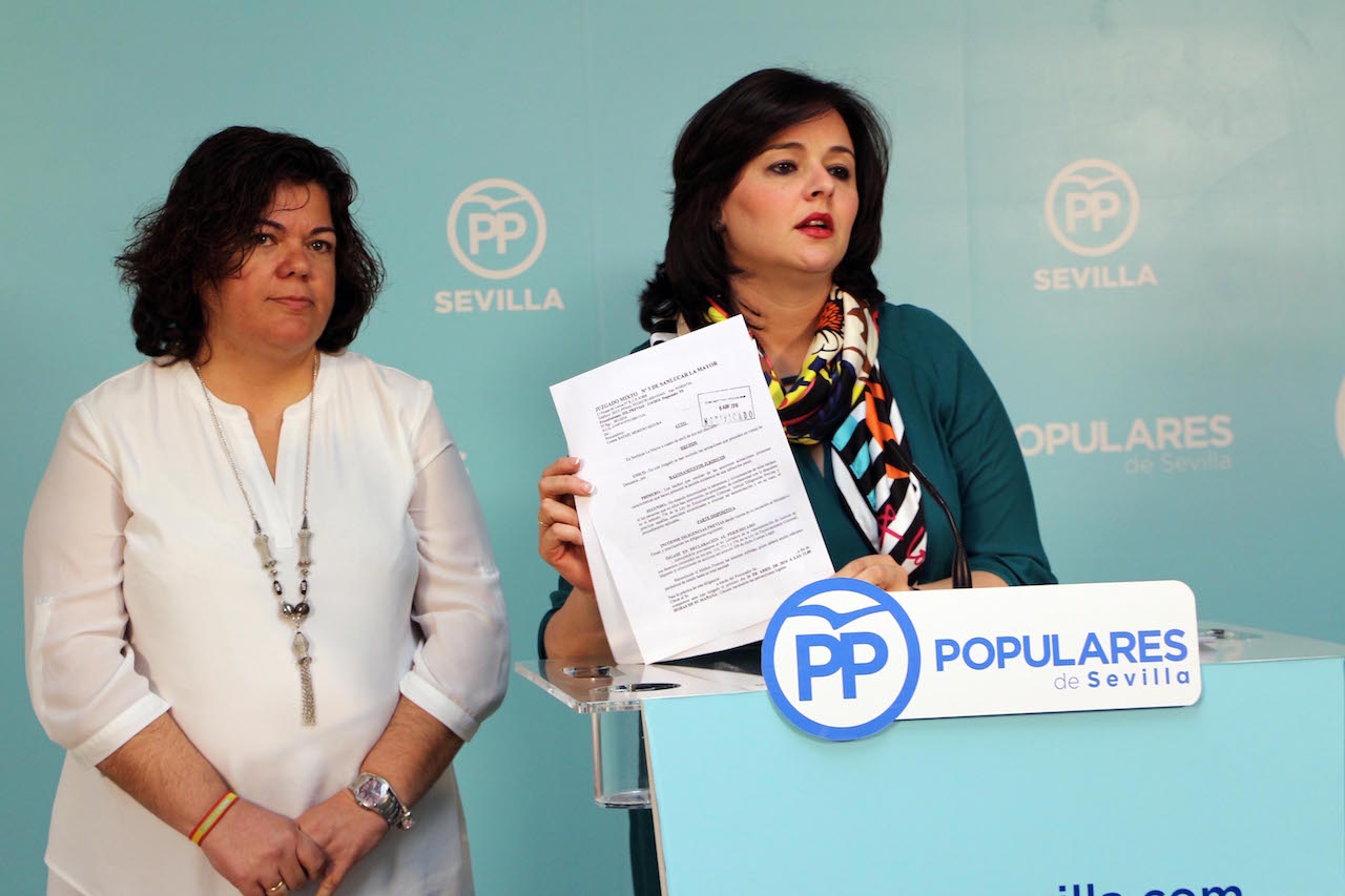PP pide a Susana Díaz el cese del director de Empleo investigado por acoso laboral cuando era alcalde de Huévar