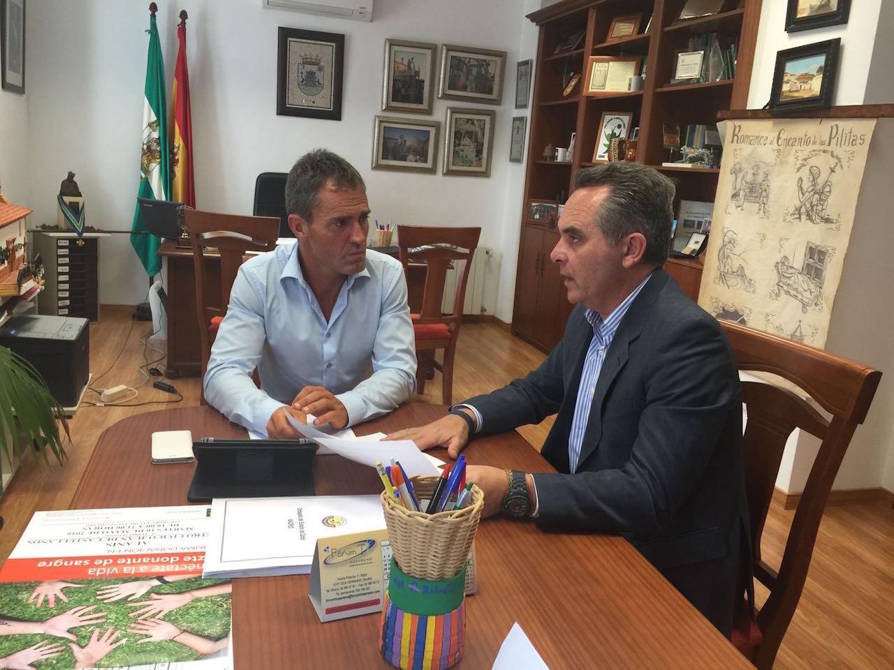 El PP de Sevilla reclamará en el Parlamento más plazas de comedor para el CEIP Cecilio Fuentes de Alanís de la Sierra