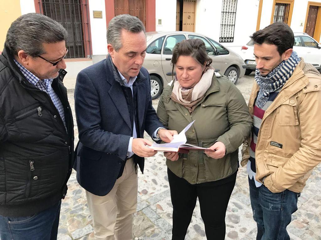 El PP reclama al Ayuntamiento el pago de las nóminas de los trabajadores de Ayuda a Domicilio y pide al alcalde que aclare el futuro de este servicio