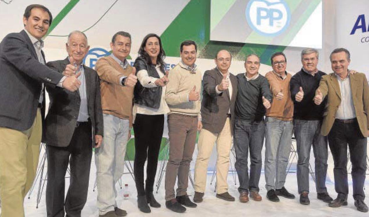 """Bueno: """"En el PP marcamos la diferencia por nuestra política municipalista y nuestro empeño en la búsqueda soluciones"""""""