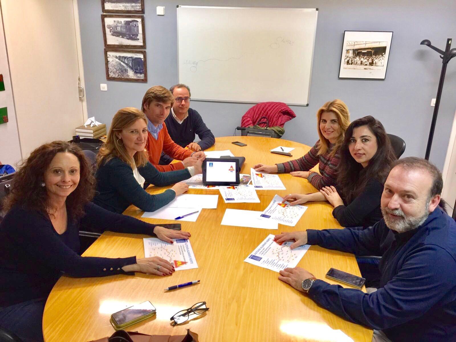El PP de Sevilla pide en el Parlamento que la Junta que inicie el proyecto de la Autovía del Aljarafe Norte