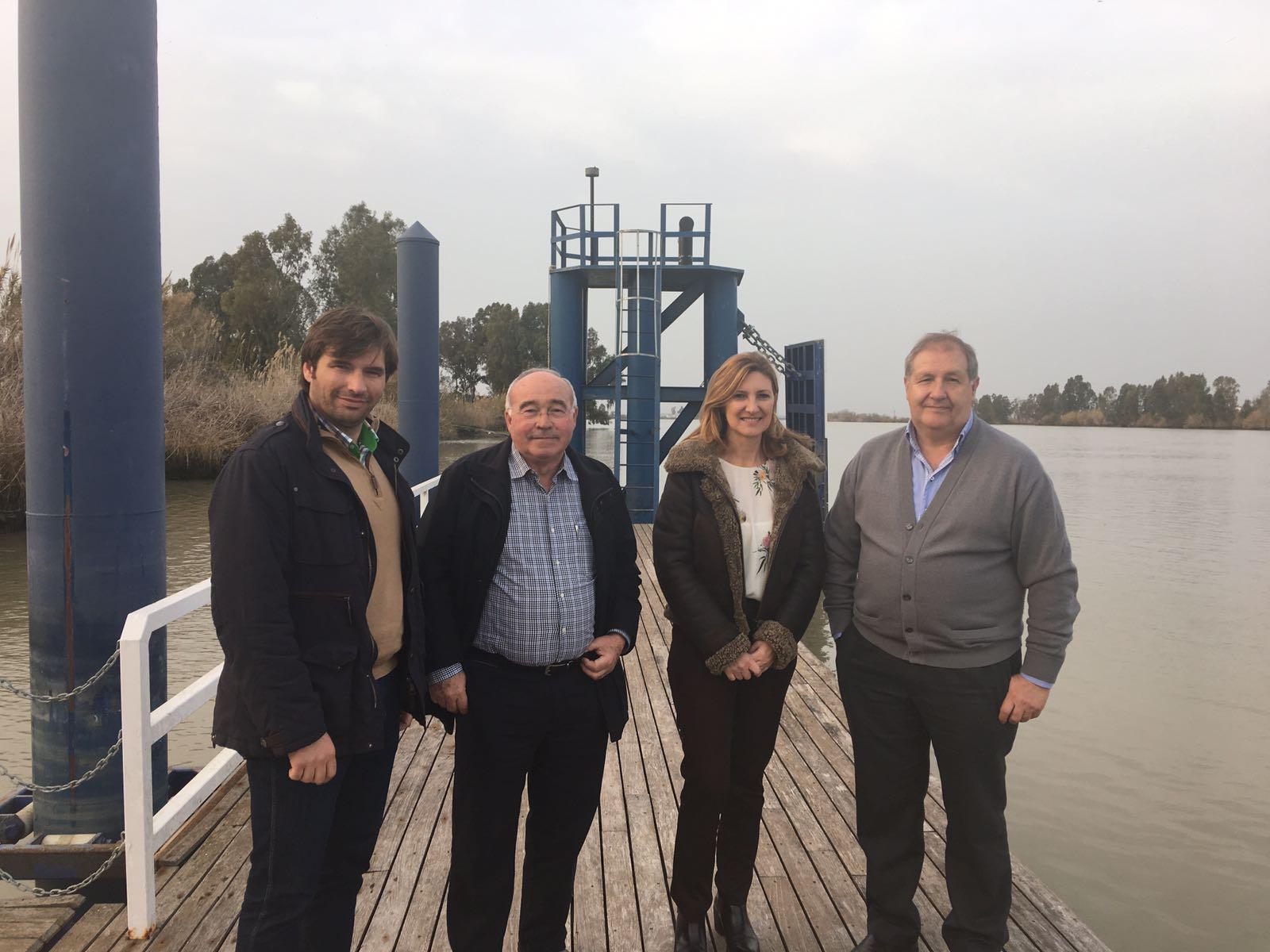 El PP de Sevilla reclama en el Parlamento la mejora de los accesos a Isla Mayor