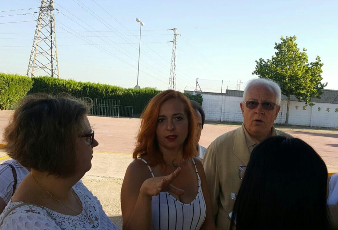 El PP de Sevilla denuncia la precariedad del CEIP San Fernando de Dos Hermanas y pide la construcción de un nuevo centro
