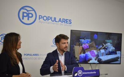 """PP hará un """"balance semanal de la suciedad"""" de la ciudad para """"empujar"""" a Espadas a actuar"""