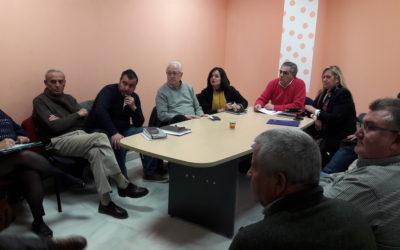 El PP de Sevilla muestra su apoyo a los vecinos del Sector F de AlmensillaEl PP de Sevilla muestra su apoyo a los vecinos del Sector F de Almensilla
