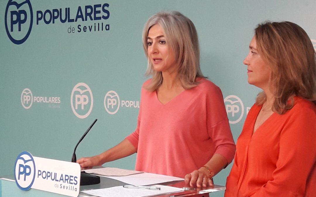 El PP de Sevilla denuncia que más de 8.500 sevillanos se han quedado este curso sin plaza en FP ante el descenso de la oferta por parte de la Junta