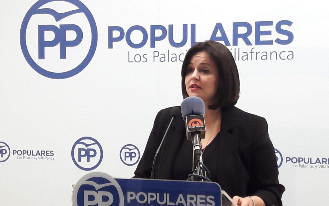 Virginia Pérez anima a los afiliados del PP a salir a las calles a trasmitir la ilusión por el cambio en la provincia