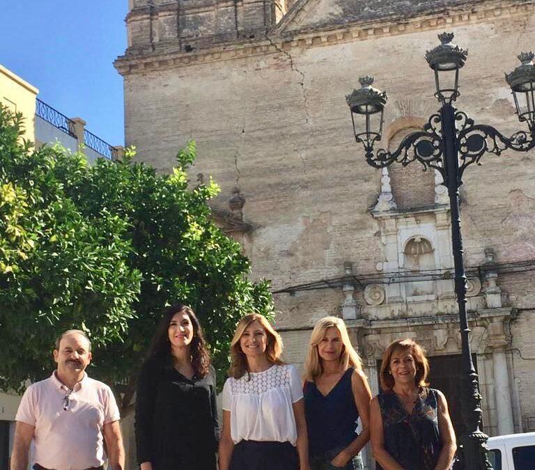 El PP de Sevilla defiende la necesidad de restaurar las Torres de Écija y promoverá su declaración de Bien de Interés Cultural