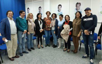 El PP señala como prioridad absoluta en Alcalá terminar con la educación en caracolas y masificada que ha implantado Susana Díaz en el municipio