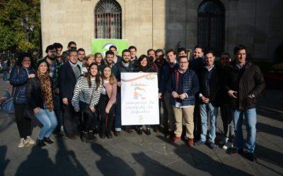 """Nuevas Generaciones de Sevilla presenta su campaña solidaria """"Ningún Niño sin Juguete"""""""