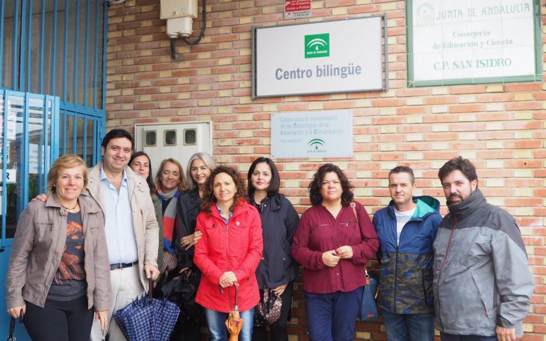 El PP denuncia que los padres del CEIP San Isidro de El Priorato pagan el aire acondicionado y las pizarras digitales ante la falta de inversión de la Junta