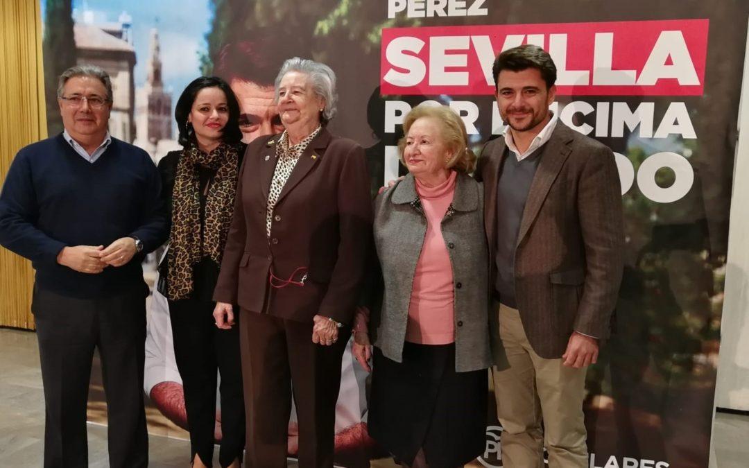 """Beltrán Pérez se compromete a gobernar """"sin complejos"""" en Los Remedios"""