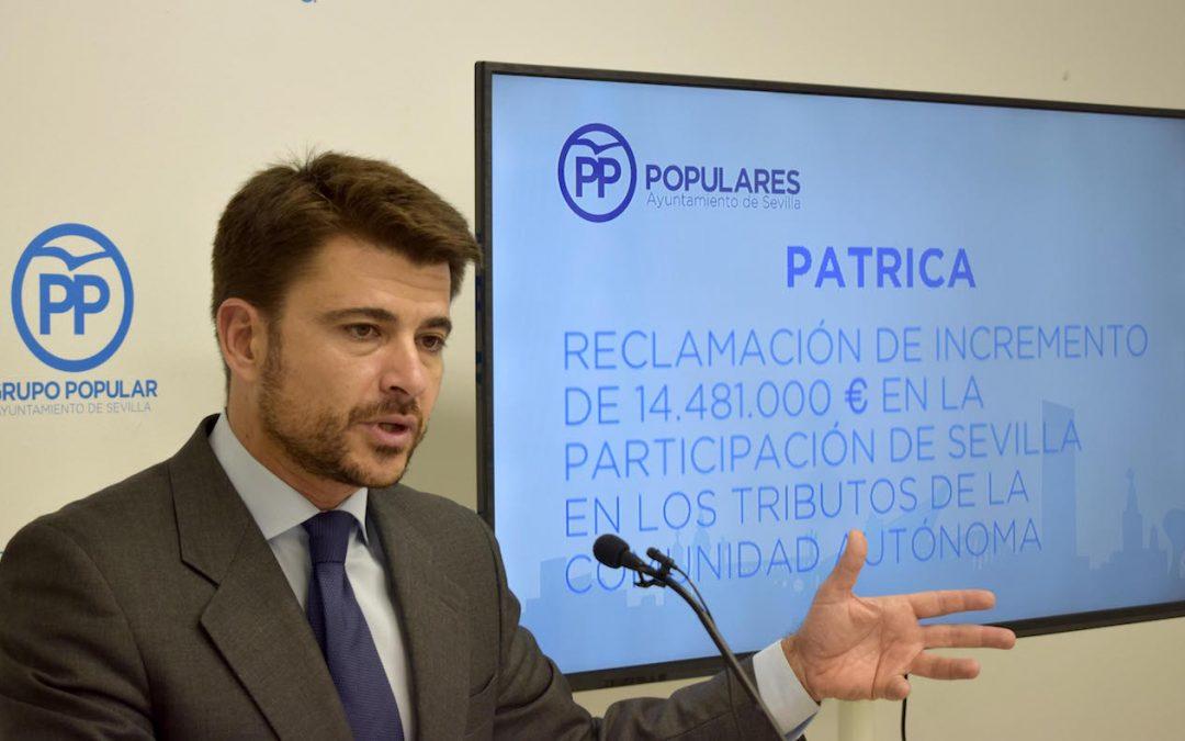 Beltrán Pérez defiende su modelo fiscal basado en bajadas de impuestos a los vecinos, comercios, obras y construcciones