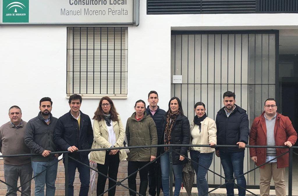 El PP reclama una atención pediátrica diaria en Carrión de los Céspedes ante la elevada demanda actual