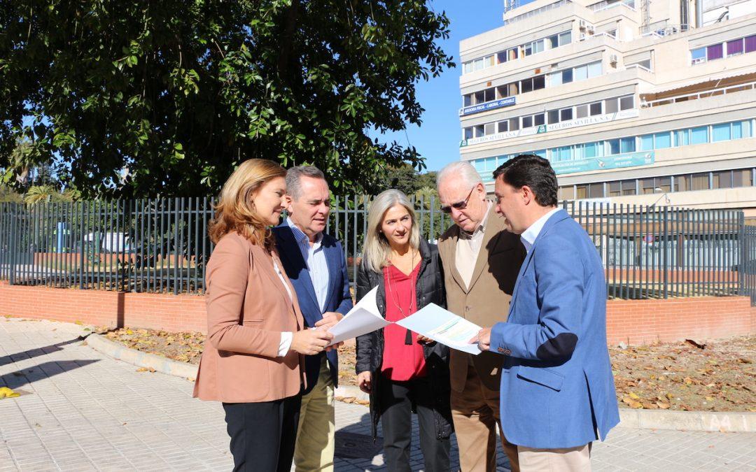 PP presenta 223 enmiendas a los presupuestos de la Junta de Andalucía, por valor de 100 millones de euros