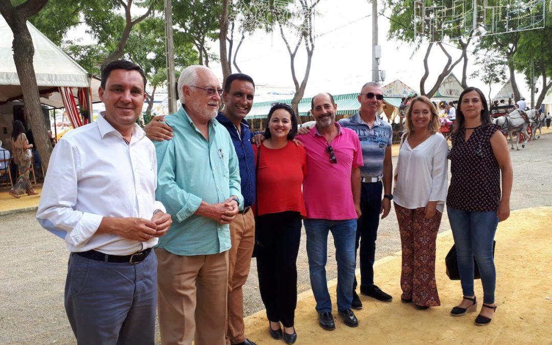 El PP pedirá el apoyo e impulso de la Diputación de Sevilla a la candidatura de los vinos del Marco de Jerez como Patrimonio Cultural de la Humanidad