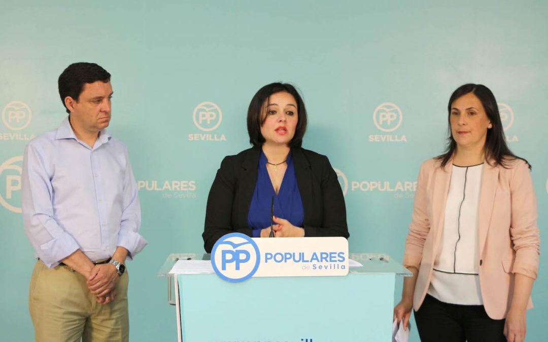 El PP denuncia una deuda de 12 millones de euros en los pagos de la ayuda a domicilio y pide a la Diputación que los adelante