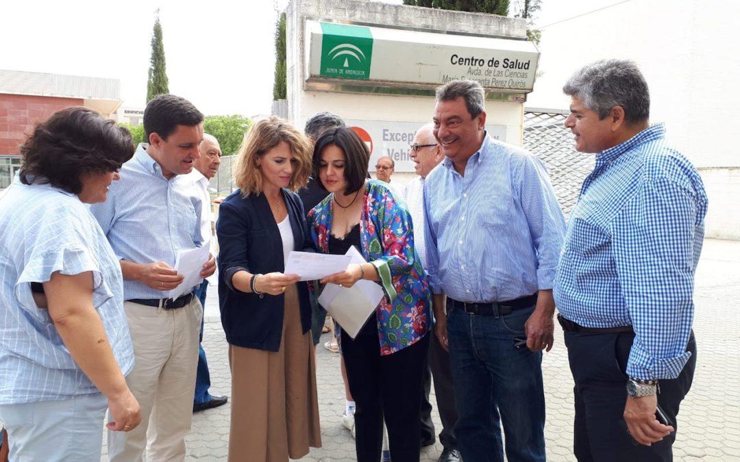 """El PP ve """"esperpéntico"""" que Sevilla Este carezca de centros de salud por las tardes por los """"recortes"""""""
