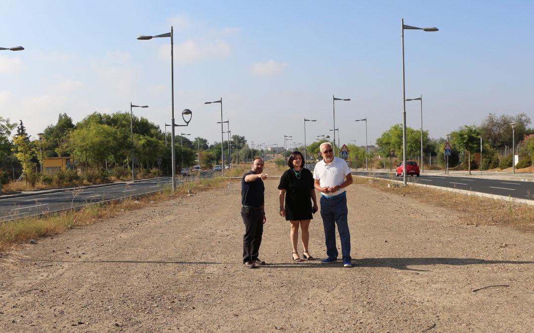 El PP de Sevilla reclama la reactivación del proyecto del Tranvía del Aljarafe abandonado por la Junta desde hace 20 años