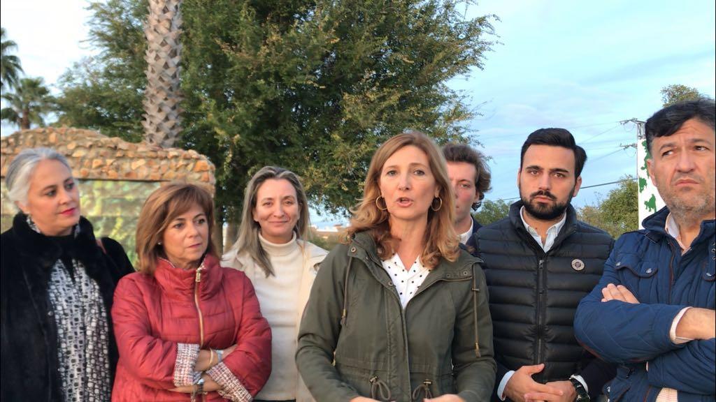 El PP reclama la ejecución de la circunvalación de Guillena