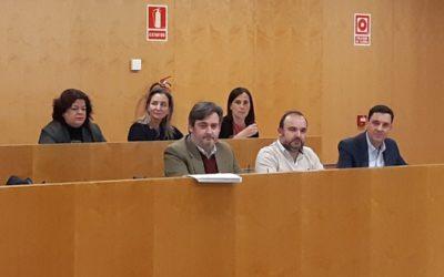 El PP exige al presidente de Diputación que explique los motivos por los que mantiene paralizado el proceso de empleo público de los Bomberos