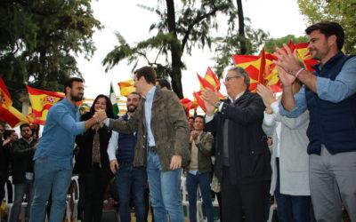 Manifiesto de Nuevas Generaciones con motivo del 40 aniversario de la Constitución Española