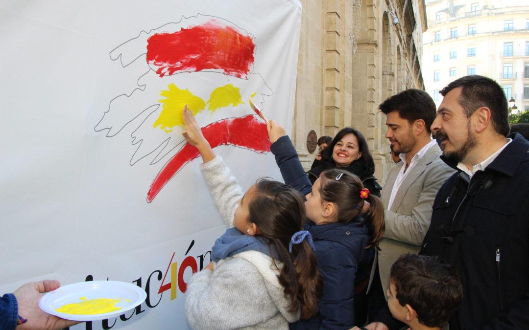 El PP de Sevilla hace un llamamiento a la unidad y al consenso en torno a la Constitución Española