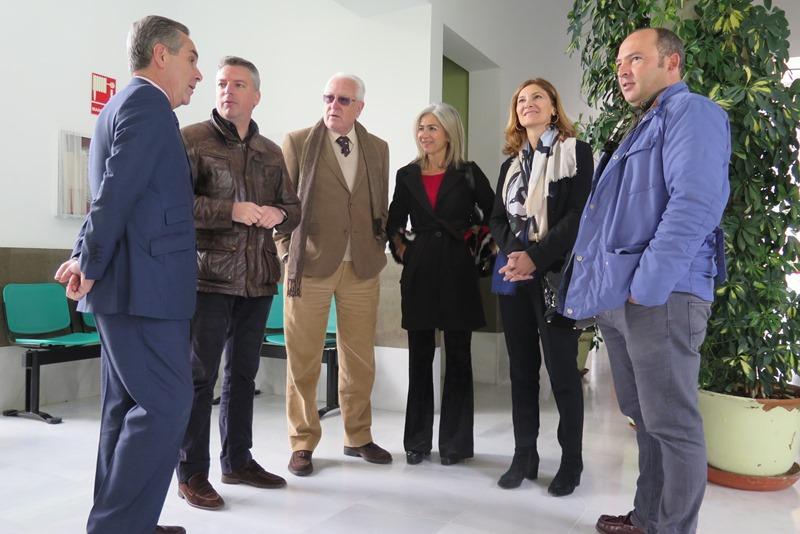 El PP de Sevilla reclama a la Junta la creación de más servicios sanitarios de urgencia en la Sierra Sur