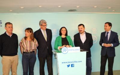 """PP destaca que con los presupuestos para 2018 el gobierno de Rajoy """"mantiene intacto"""" su compromiso con la provincia"""