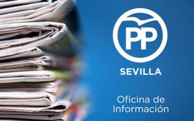El PP de Alcalá de Guadaíra denuncia la absoluta paralización del gobierno socialista ante la falta de acuerdos y medidas en su gestión