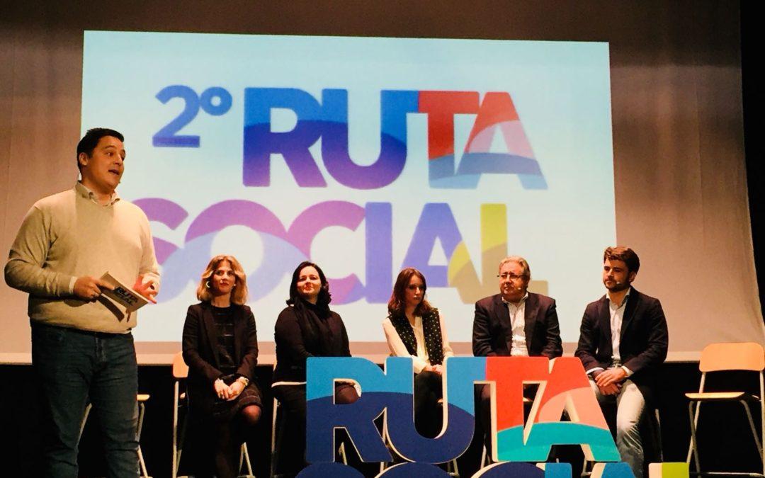 El PP de Sevilla entrega sus 2º Premios Ruta Social