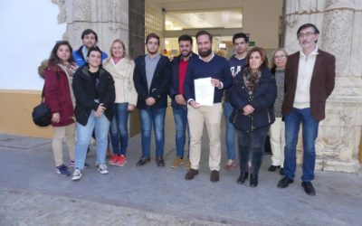"""El PP de Utrera presenta un proyecto de Reglamento para el Centro de Estudios """"Olivareros"""" ante la inactividad del equipo de gobierno"""