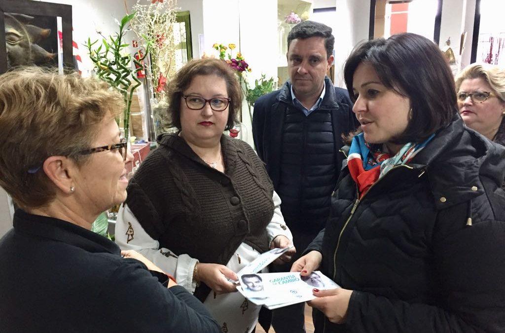 El PP de Sevilla se compromete a acabar con la masificación de los centros educativos de Dos Hermanas