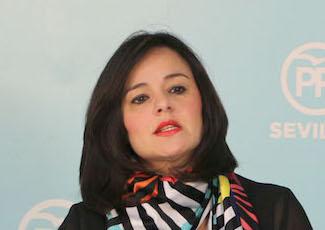 """Virginia Pérez: """"La Junta cambia el desdoble de la A-8125 por una obra 'lowcost' que no  soluciona el problema"""""""
