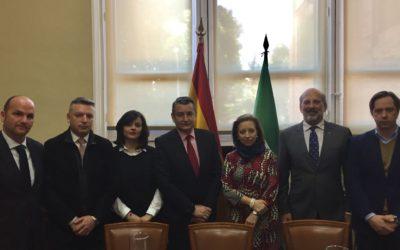 El PP de Sevilla aplaude la reclamación del PP a Bruselas para que incremente la presión política a EEUU y defienda los intereses de los aceituneros