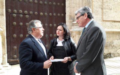 """Ricardo Tarno: """"Los PGE para Sevilla, son una estafa a los sevillanos, de difícil aprobación e imposible ejecución"""""""