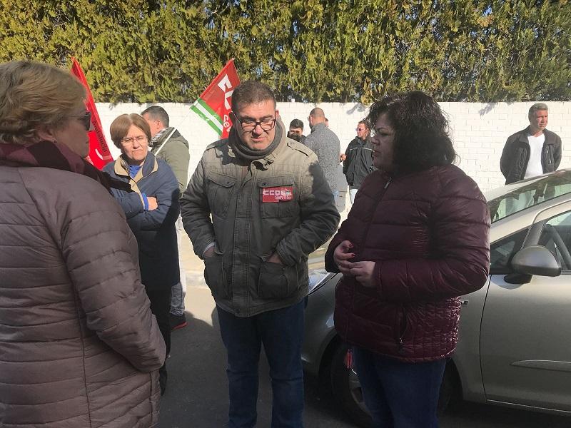 El PP muestra su apoyo a los trabajadores municipales y exige a la Alcaldesa que ponga fin a los impagos crónicos de las nóminas