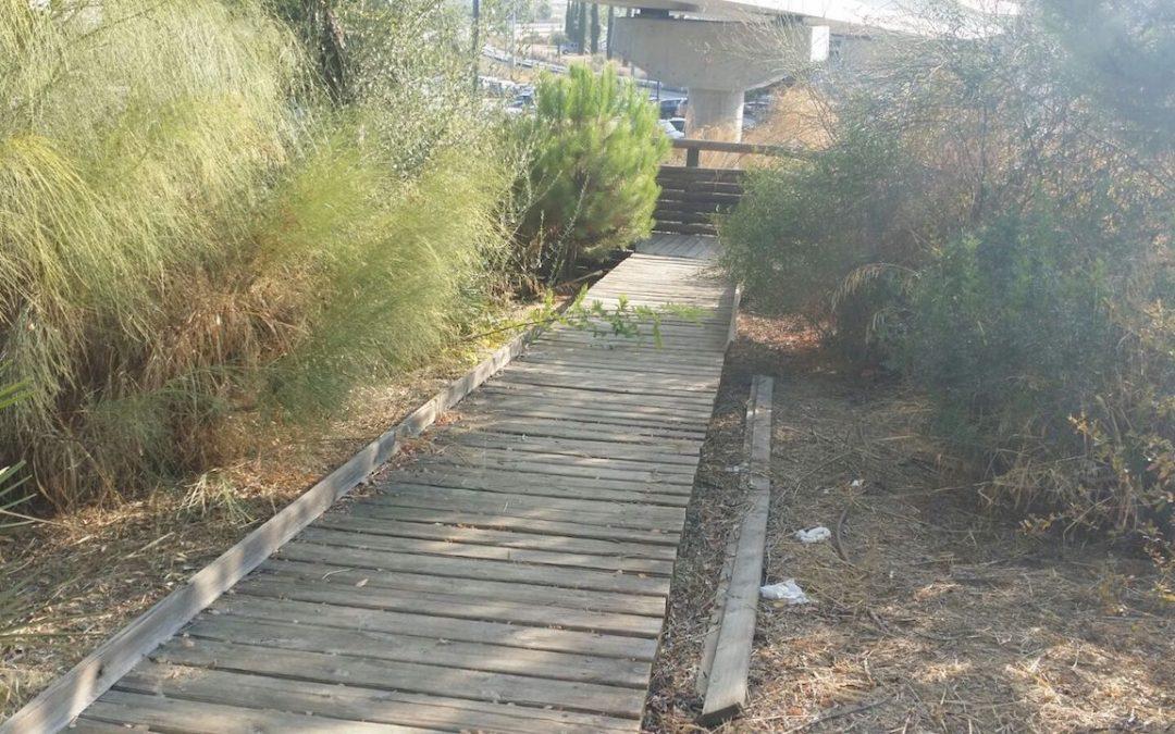 El PP denuncia el incumplimiento del convenio para el mantenimiento del Parque Osset y pide su revisión