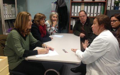 El PP de Sevilla reclama a la Junta mejoras de accesibilidad en el Centro de Salud de San Juan de Aznalfarache