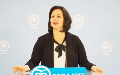 El PP lamenta el cinismo del PSOE ante el Hospital Militar y exige a Verónica Pérez responsabilidad para defender la sanidad sevillana y no a su partido