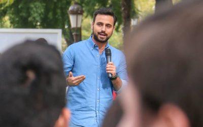 """NNGG de Sevilla pide a los alumnos de la UPO que """"no participen en el circo del referéndum contra la Constitución"""""""