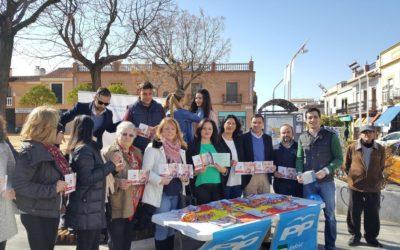 """PP dice que moción de censura en Alcalá sólo beneficia a Limones y pide a PSOE """"arreglar sus problemas en casa"""""""
