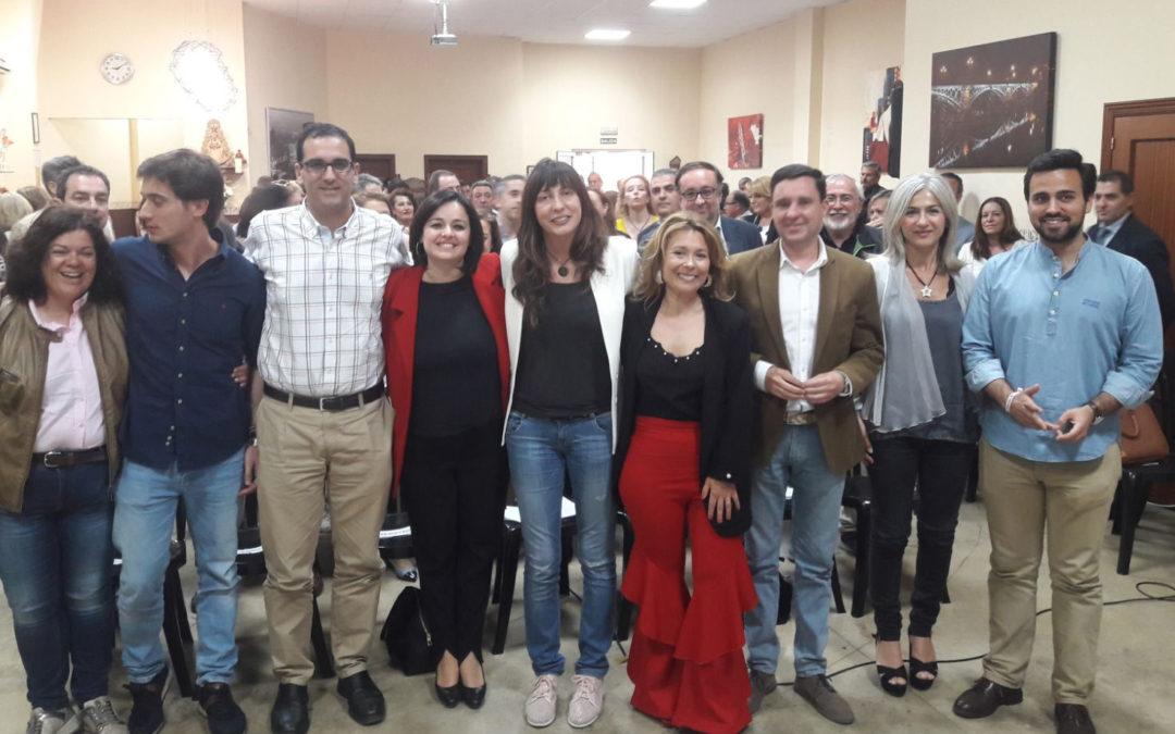 """El PP-A lamenta que """"Ciudadanos haya nacido en Andalucía para sostener al PSOE del paro y del desmantelamiento de la sanidad"""""""