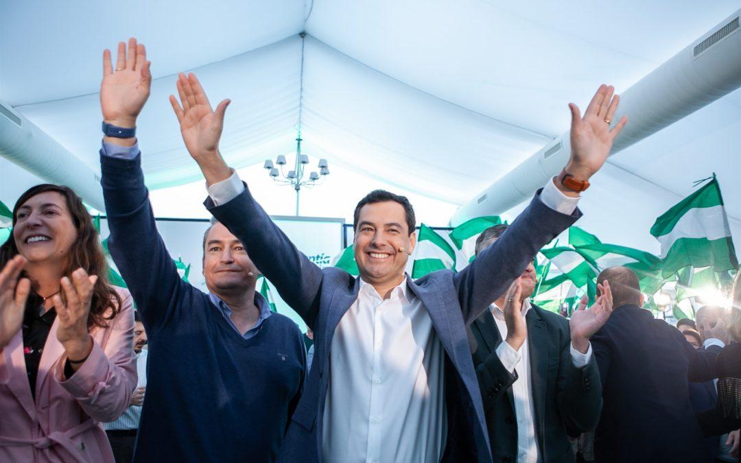 El Partido Popular,  única garantía de cambio a 40 años de socialismo