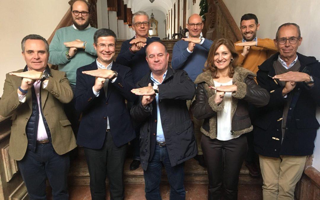 El PP impulsa la candidatura de los Dólmenes de Valencina como Patrimonio de la Humanidad